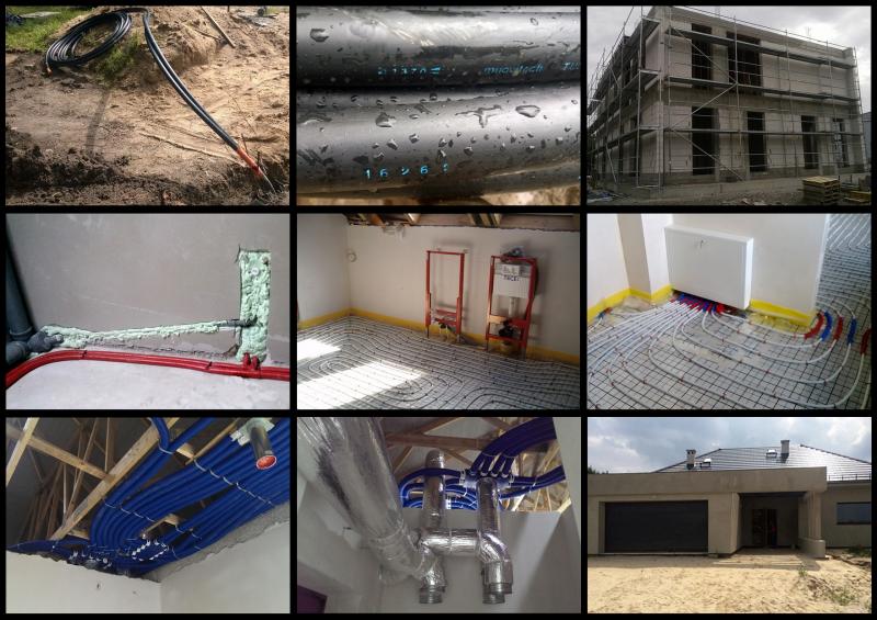 Obecne instalacje wykonywane przez naszą firmę
