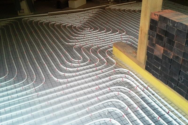 MIR energia ogrzewanie podłogowe