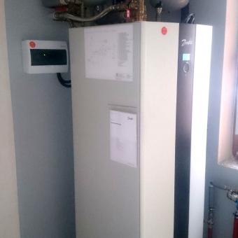 Pompa ciepła Danfoss